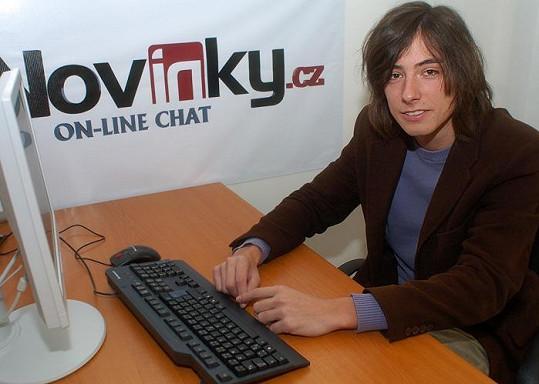 Matěj Stropnický.