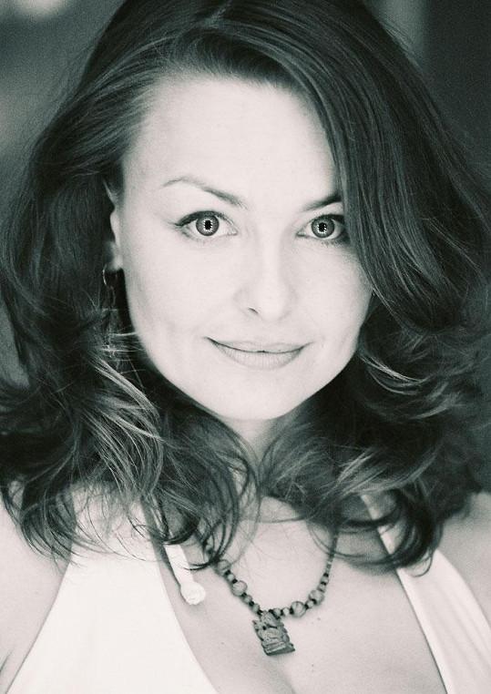 Andrea Černá je uznávanou herečkou.
