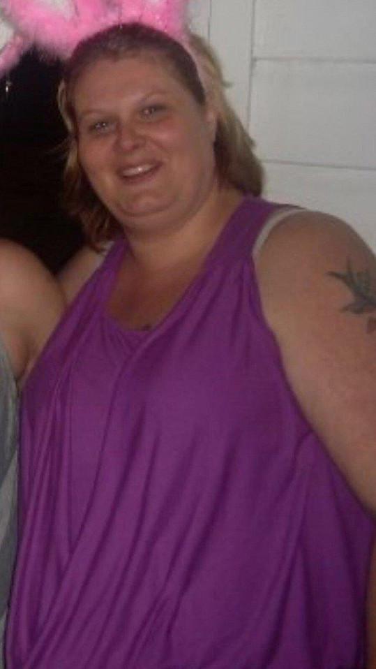 Britka Nicky Codrai (42) z Rotherhamu trpěla závislostí na slazených nápojích.