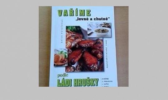 Falešná kuchařka Ládi Hrušky, která se vydává za tu pravou a oficiální.