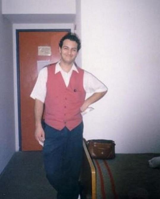 V roce 1991 dělal pingla.