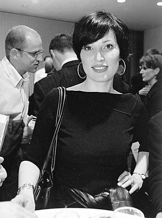 Ivana Christová se roku 1989 stala československou královnou krásy.