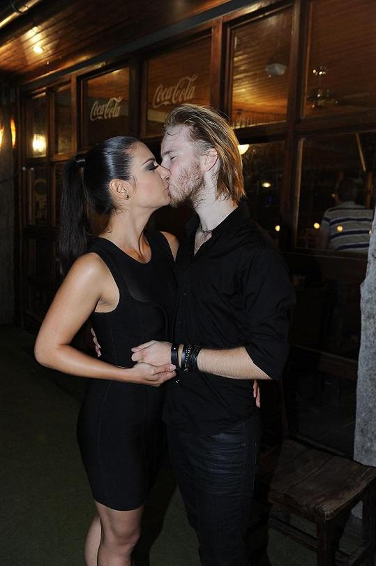 Marta s manželem Jakubem Dřímalem.