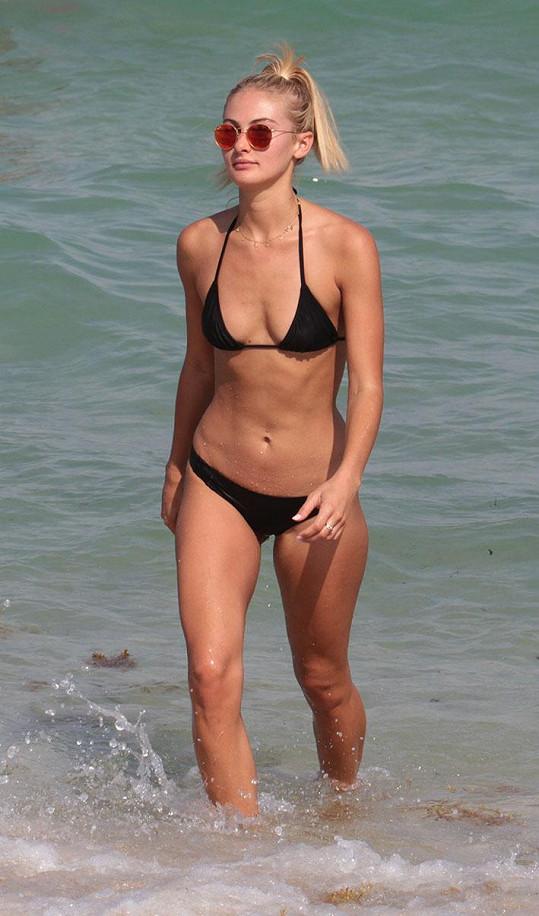 Selena Weber je úspěšnou fotomodelkou