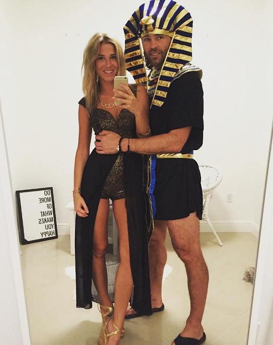 Takhle se vyšvihli na Halloween párty.