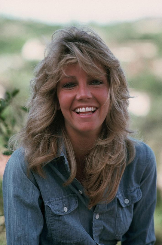 Heather Locklear zamlada.