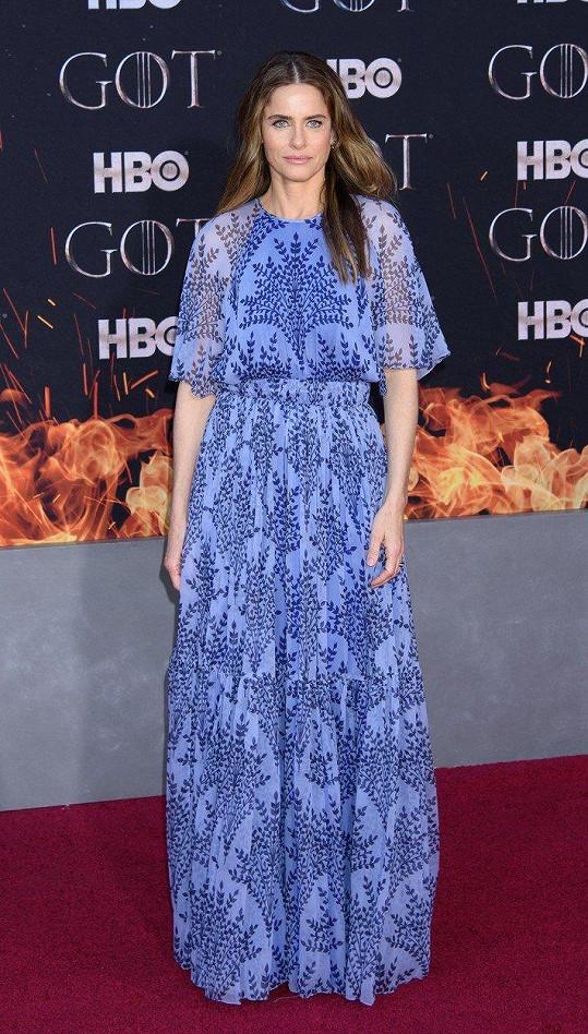 Oblékla je i herečka Amanda Peet.