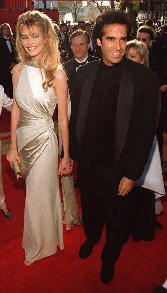 V 90. letech měl bouřlivý milostný vztah se slavnou německou topmodelkou Claudií Schiffer.