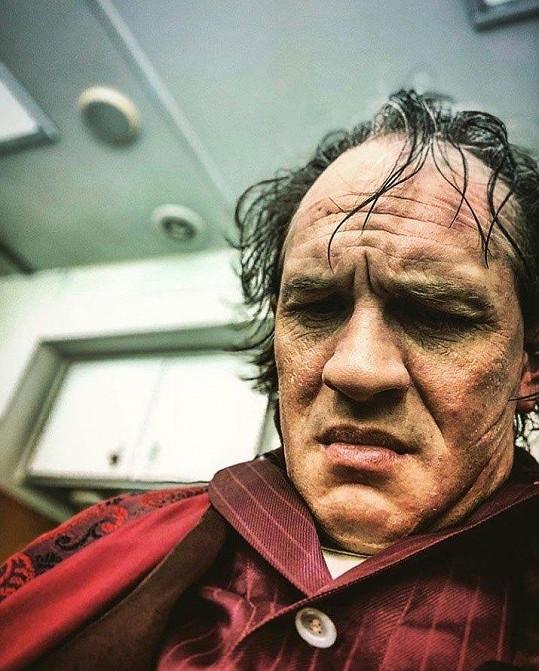 Tom Hardy jako Al Capone