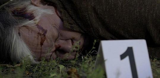 Ve Specialistech ho vrah brutálně zmlátí při venčení psa.