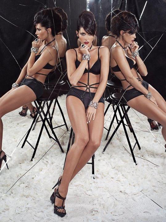 Tereza Kerndlová má nejkrásnější nohy českého showbyznysu pro letošní rok.