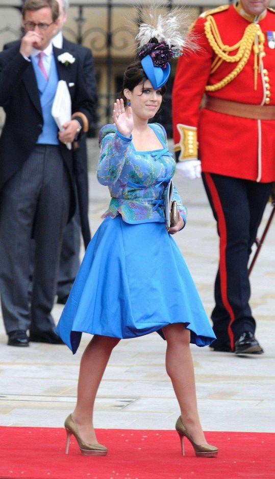 V roce 2011 nechyběla na svatbě Kate a Williama.