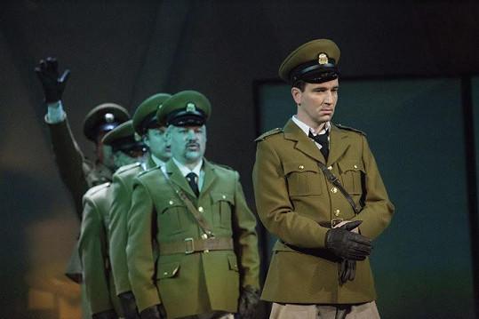 Roli Peróna bude Sokol hrát po dobu Rodenova natáčení.