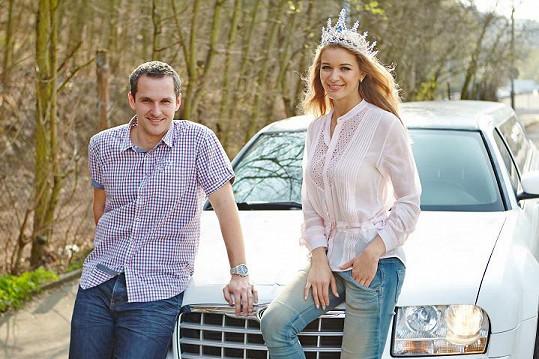 Gabriela Franková je novou Českou Miss.
