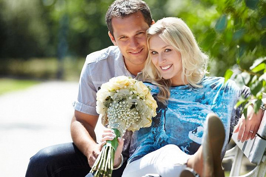 Míra Hejda a Zorka Kepková se zasnoubili 27. června.