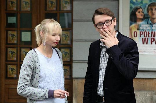 Menší roli ztvární Jana Plodková.