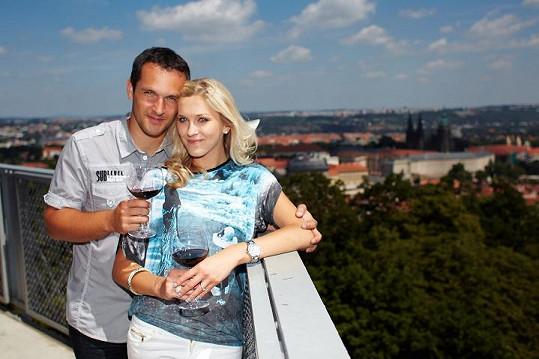 Zorka žije s kolegou Mírou Hejdou.