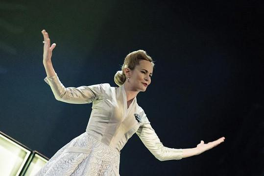 Po prázdninách se do role vrátí Monika Absolonová.