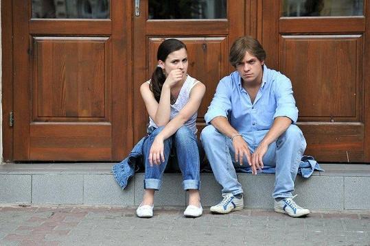 Jiří Mádl a Eva Josefíková jsou novým párem českého showbyznysu.