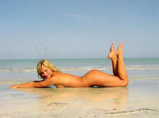 Možná trénovala na focení pro Playboy.