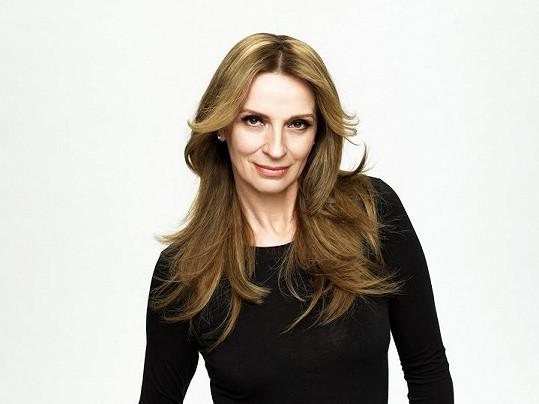 Ivana je velice charismatická žena.