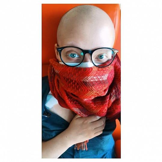 Zpěvačka nedávno ukončila chemoterapii.