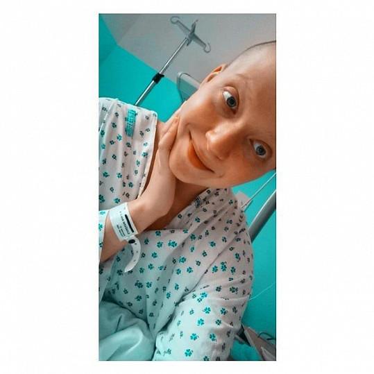 Slováčková má po operaci a je po týdnu doma.