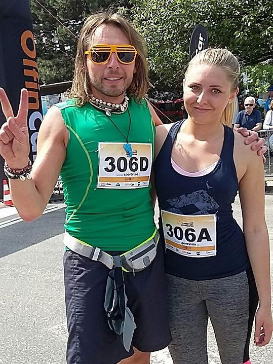 Na konci května Tuna běžel půlmaraton v Trutnově jako štafetu poprvé v životě se svojí dvaadvacetiletou dcerou Zuzkou, Liborem Kalousem ze Sport.cz a bývalým cyklistickým profesionálem Honzou Hruškou.
