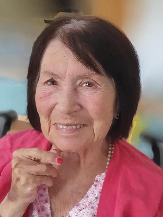 Maminka Kateřiny Brožové odešla 3. listopadu.