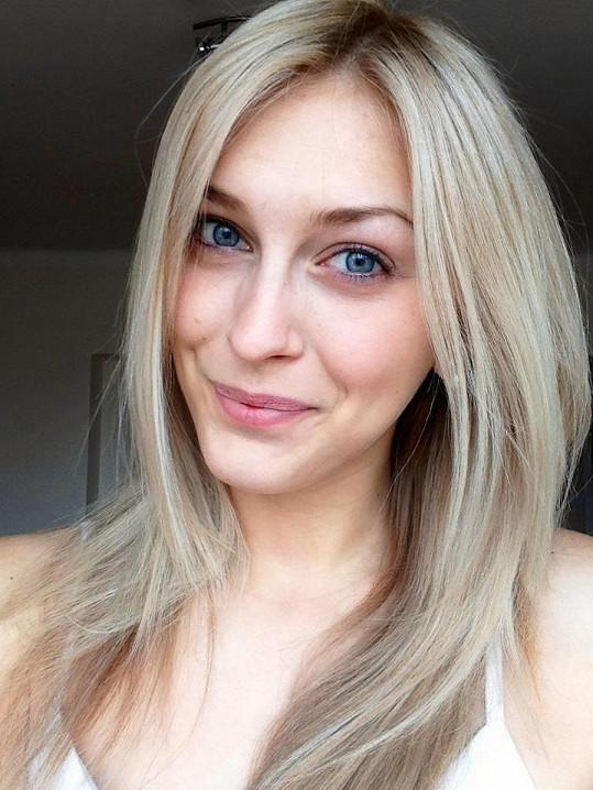 Takto vypadá Zorka Kepková, když je nenalíčená.
