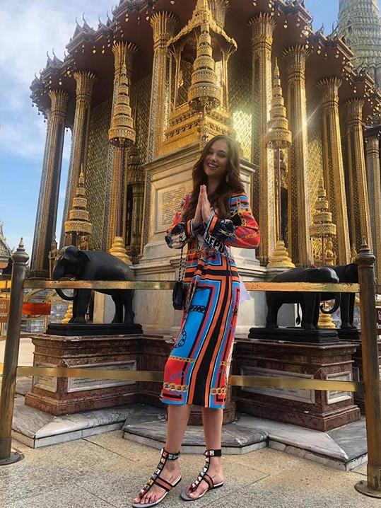 Prohlídka Bangkoku i královského paláce.