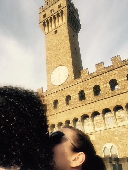 Ewa s Martinem a jejich italská romantika