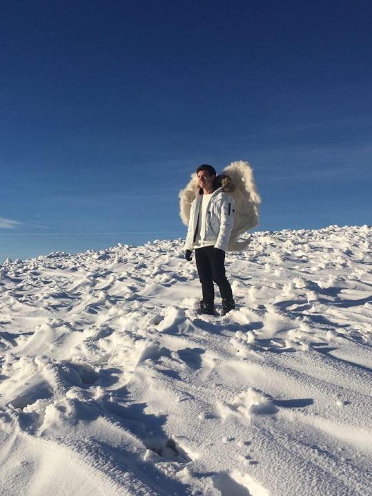 Jako anděl