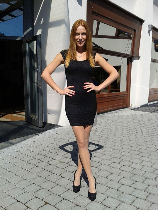 Romana Pavelková je zasnoubená.