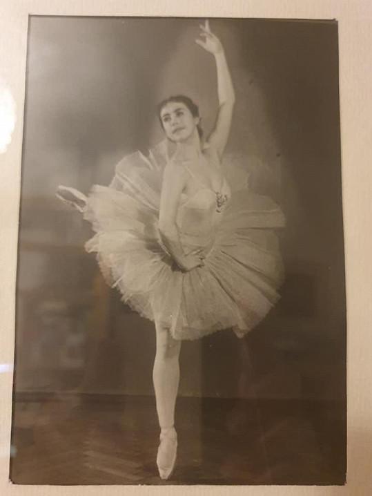 Jelena Kovalevská byla sólistkou baletu moskevského Velkého divadla.