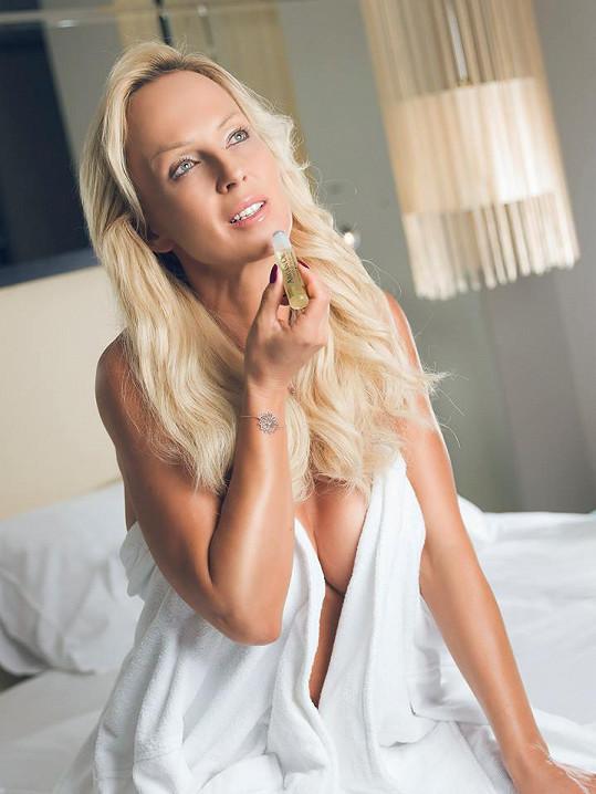 Belohorcová je stále velmi sexy