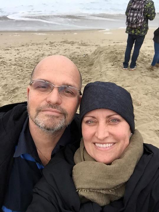 Na začátku měsíce vyvěsili na sociální síť manželé Pohlreichovi tuto fotku.