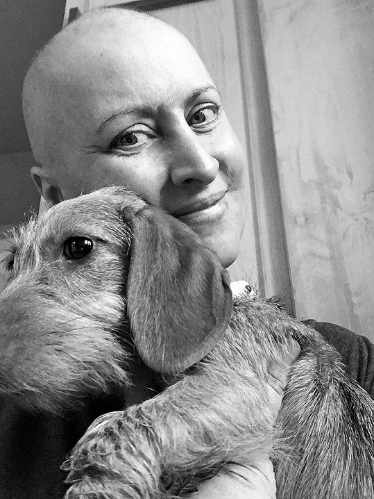 Zdeňka Pohlreich bojuje se zákeřnou rakovinou.