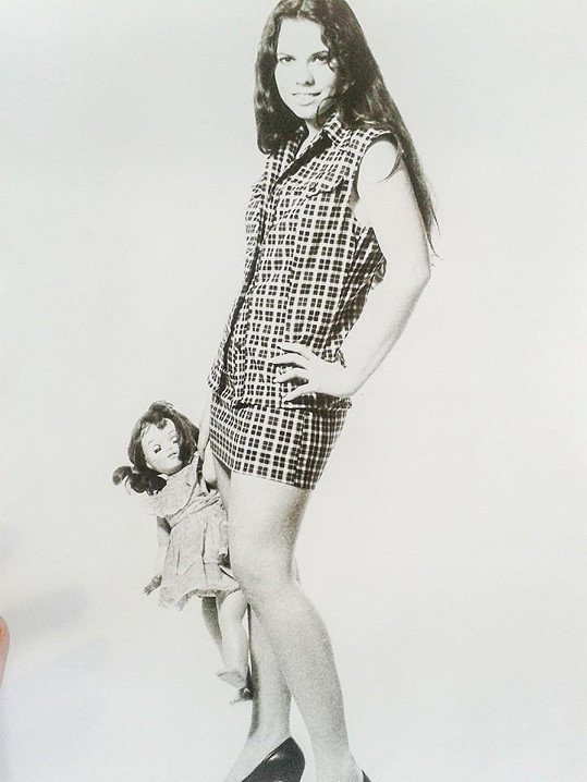 Ve třinácti vypadala roztomile.