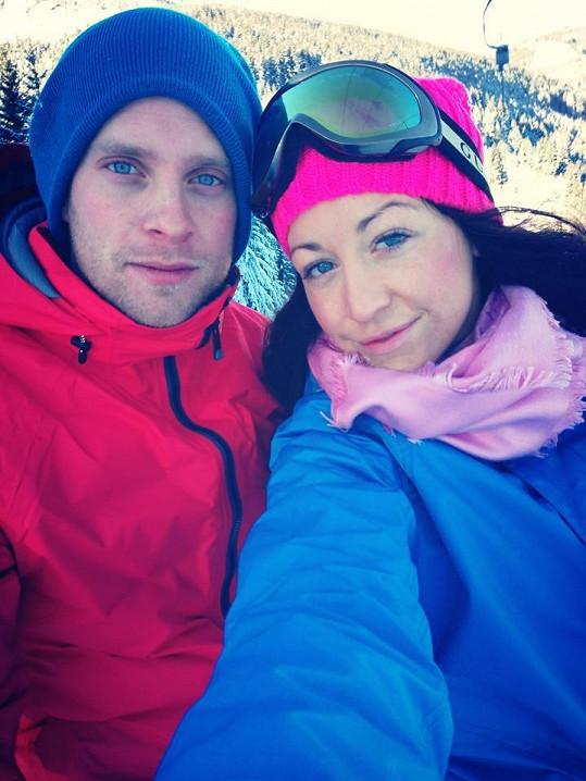 Agáta Hanychová a Jakub Prachař spolu chodí už skoro půl roku.
