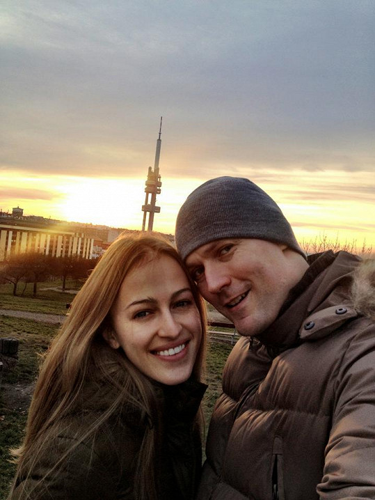 Renata Langmannová s přítelem Ondřejem Novotným plánují svatbu.