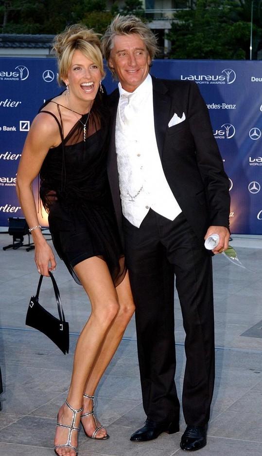 Rod a Penny v roce 2003