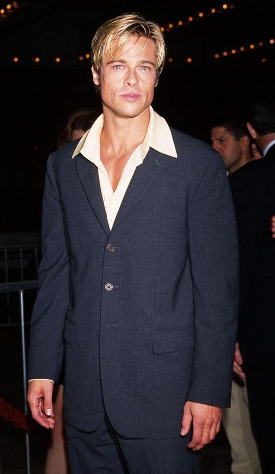 Brad Pitt v roce 1995