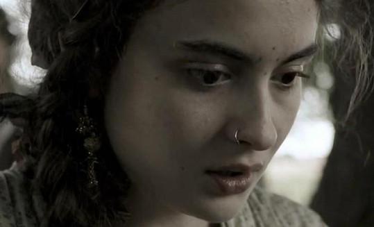 Eva Josefíková si zahrála v dánském seriálu 1864.