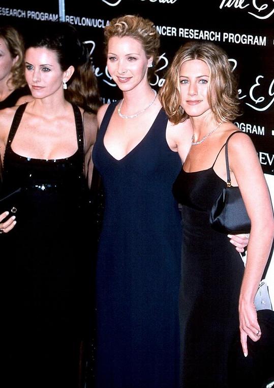 Slavné trio na snímku z roku 2000