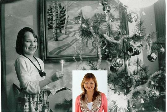 Kamila Špráchalová někdy nepozná, kdo je na starých fotkách. Se sestrami po sobě dědily oblečení.