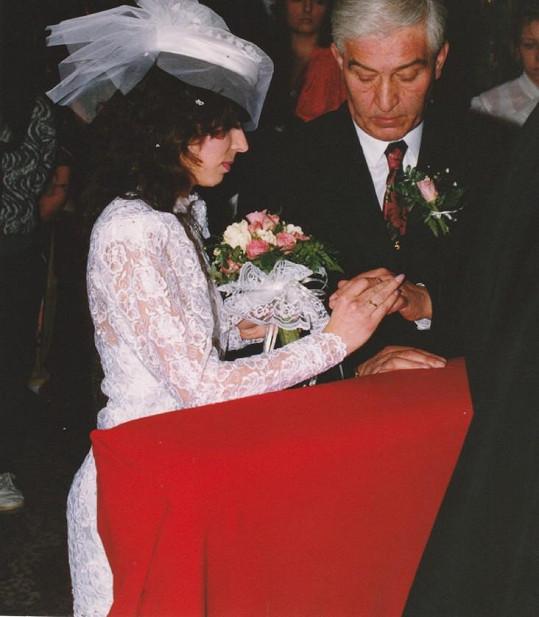 Se zesnulým manželem Ivo Pavlíkem by slavili výročí.