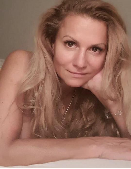 Yvetta Blanarovičová šokovala fotkou bez make-upu.