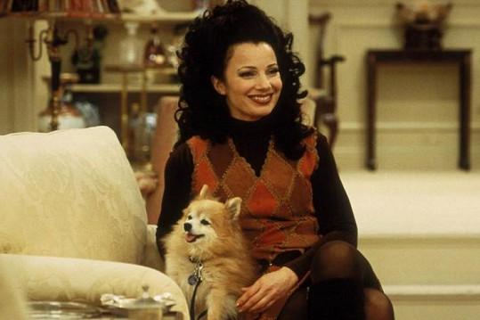 Fran Drescher se proslavila jako chůva Fran Fine v seriálu Chůva k pohledání