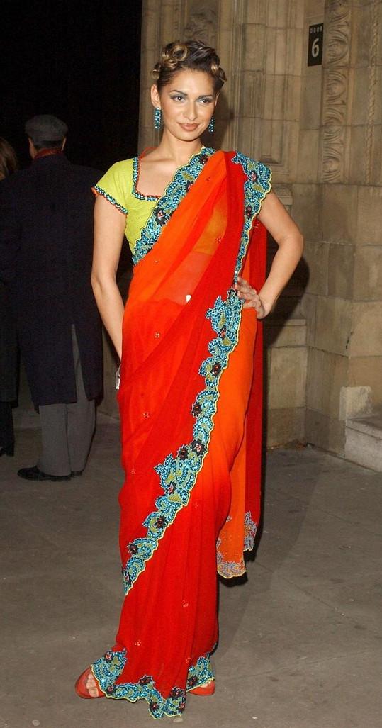 Sophiya byla rovněž oblíbenou bollywoodskou herečkou.